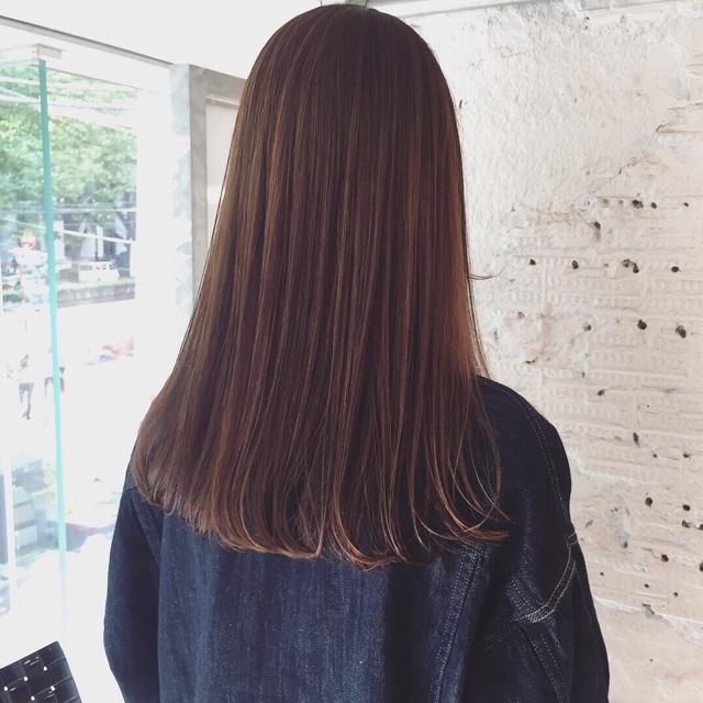 ☆new hair☆7cmカットでミディアムヘアに_1_2