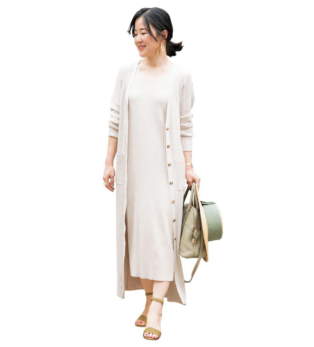 eririさんのハイ&ロースタイル【美女組ファッションSNAP】_1_1-2