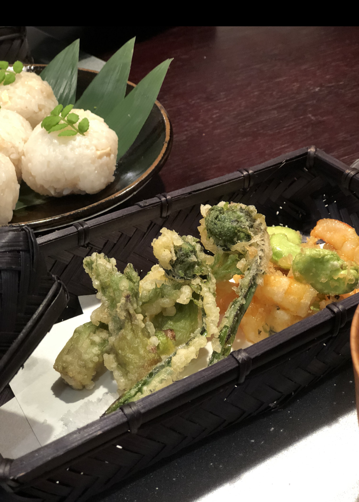 たらの芽の天ぷら