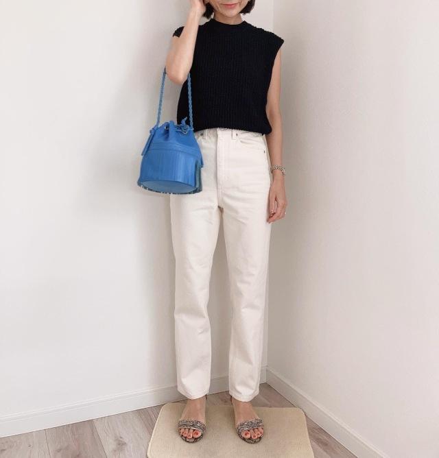 最近の夏コーデ【@momoko_fashion】_1_3-1