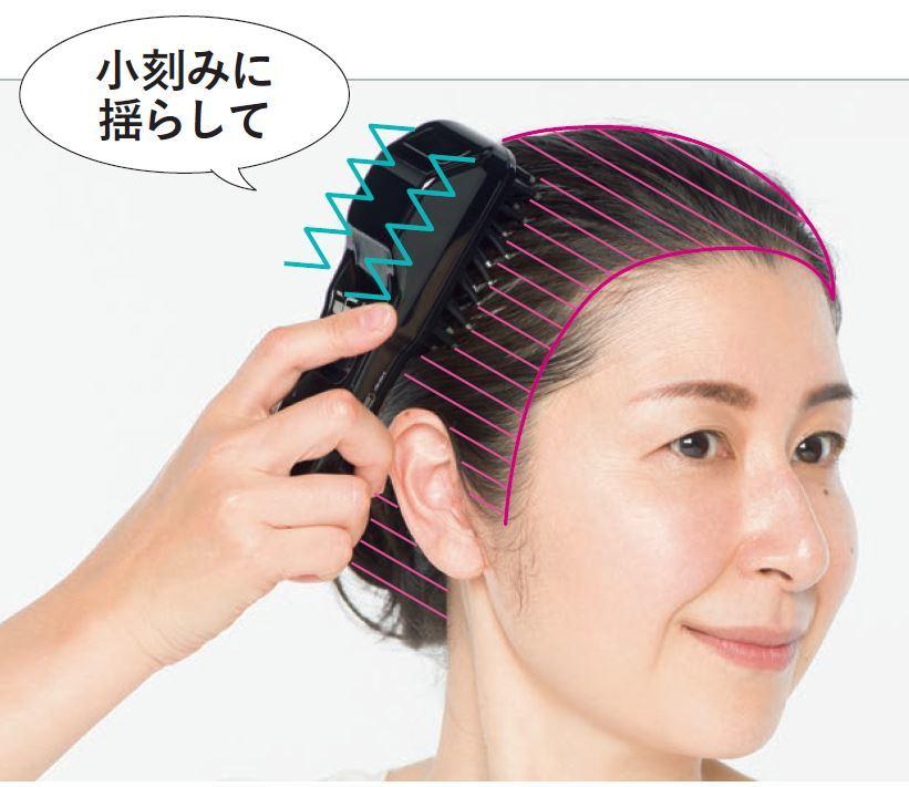 「Ear-to-Ear」ゾーンをていねいに