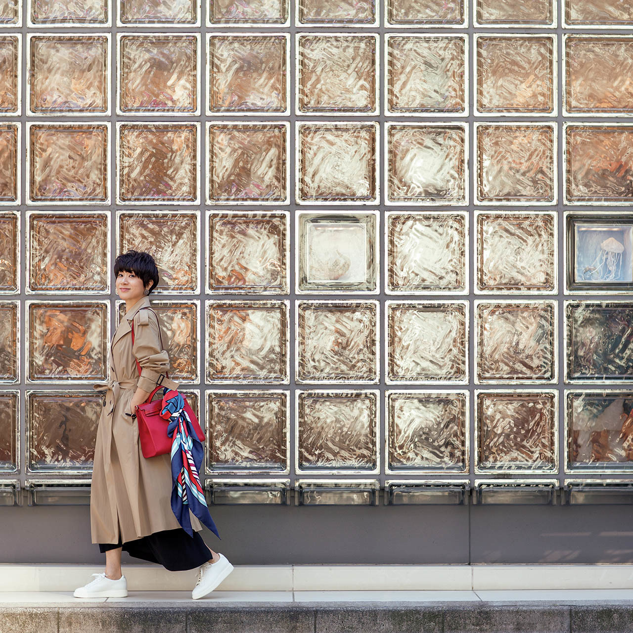 お買い物以上の、価値と魅力がある街。黒田知永子「大人の銀座歩き」 五選_1_1-1