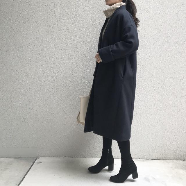 愛用しているニット&スカートで寒い季節のあったかコーデ_1_4