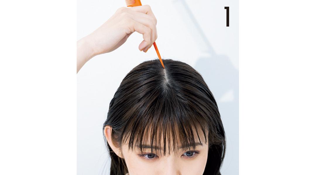 ヘア崩さない女子のクールポニテ★ ただのひっつめ髪にならないコツを伝授!_1_4