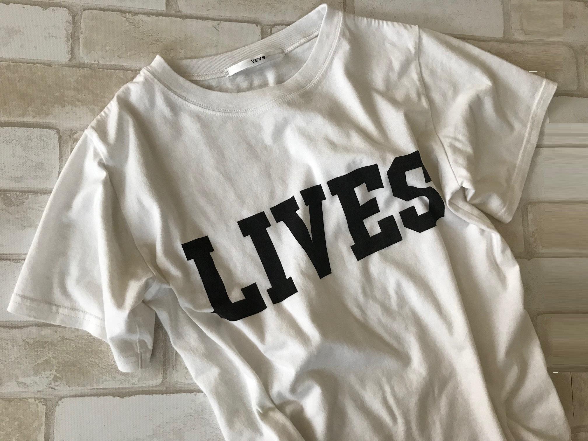 最強おしゃれな「ロゴTシャツ」、プチプラ厳選ベスト3_1_2
