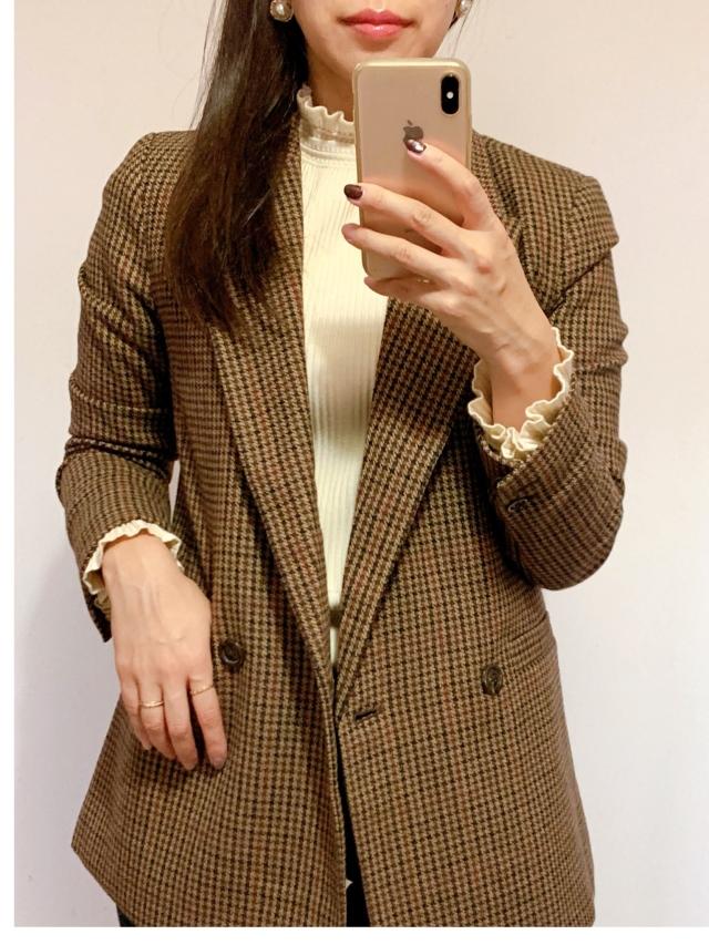 秋の羽織りは「ジャケット」が気分♪_1_5