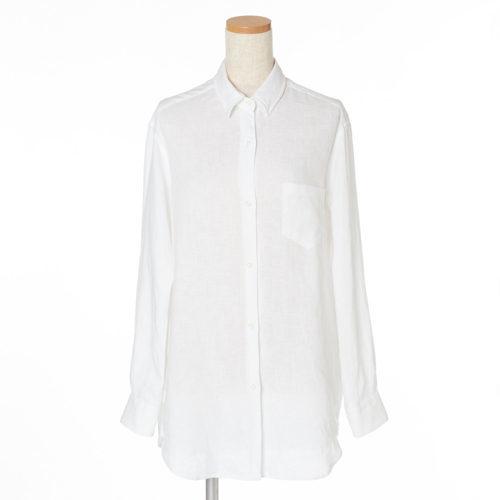 Deuxieme Classe×eclat リネンシャツ
