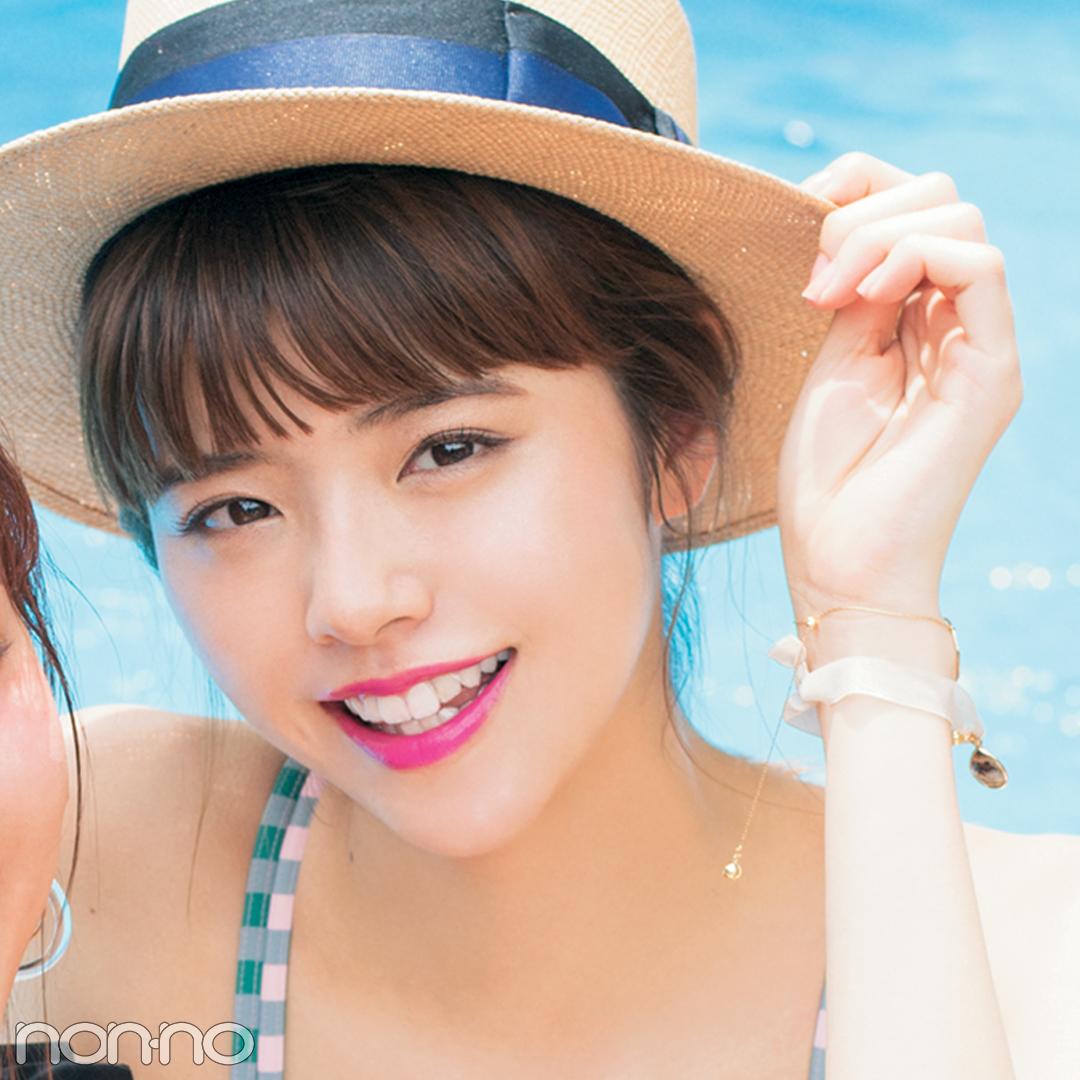 ビーチ女子会で映える! 夏イベ★トレンドメイク2018夏_1_1