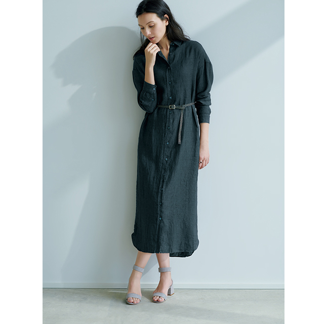 池田奈加子さんと待望のコラボ!  1枚で着られて涼しい「雰囲気出しワンピース」 五選_1_1-4