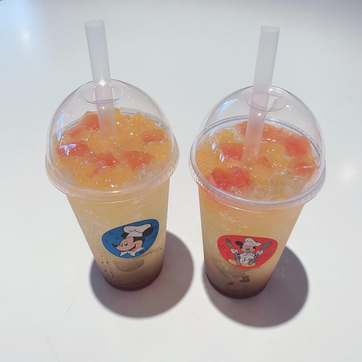 【期間限定】タピオカ in Disneyland_1_1-1