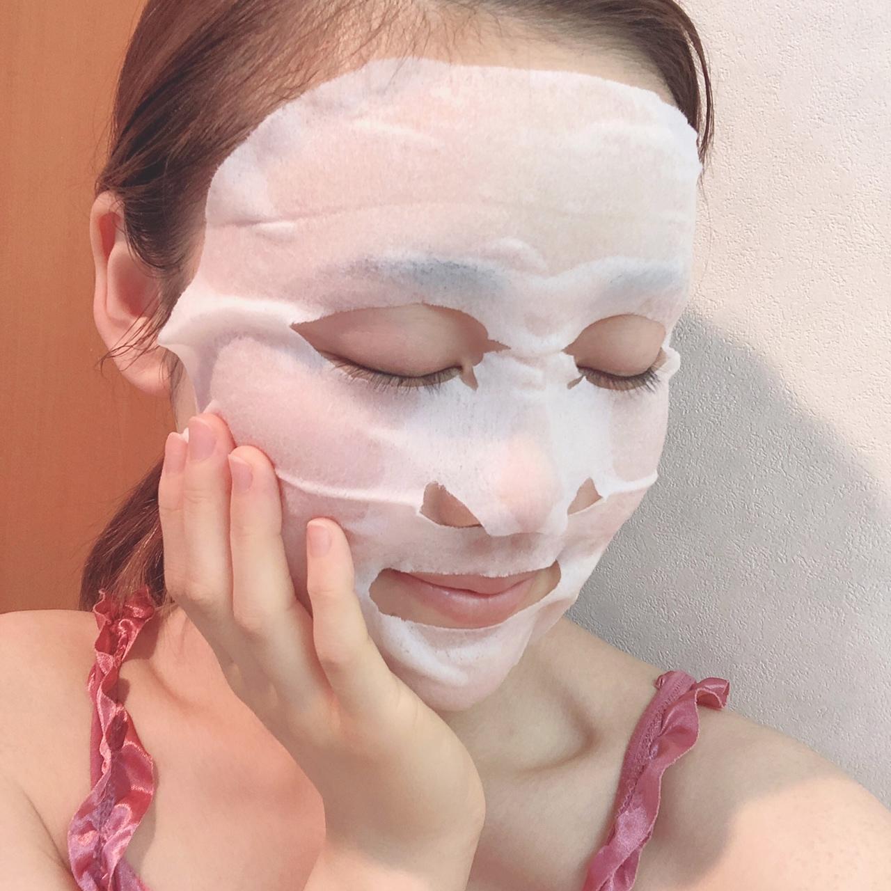 【朝のスキンケア①】朝用マスク使い比べてみたけどどう違う??_1_4