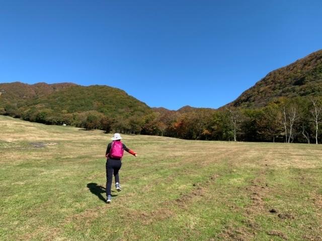 秋の行楽 大山ハイキングへ_1_4
