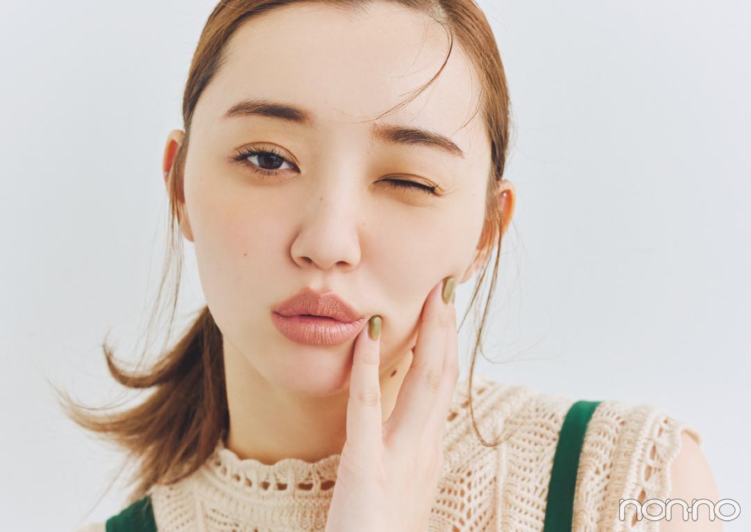 【2019秋の新作コスメ】リップはミルクティベージュで即おしゃ顔!_1_2