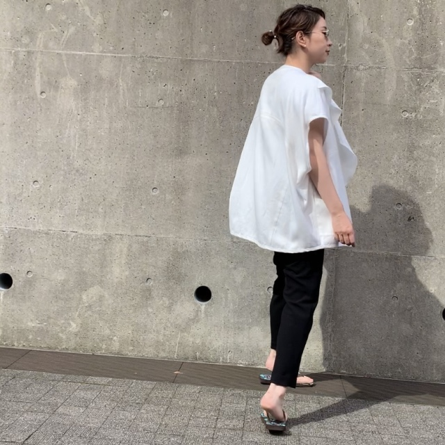 Tシャツと黒パンで、どう垢抜ける?【垢抜けシンプルファッション】#1_1_8