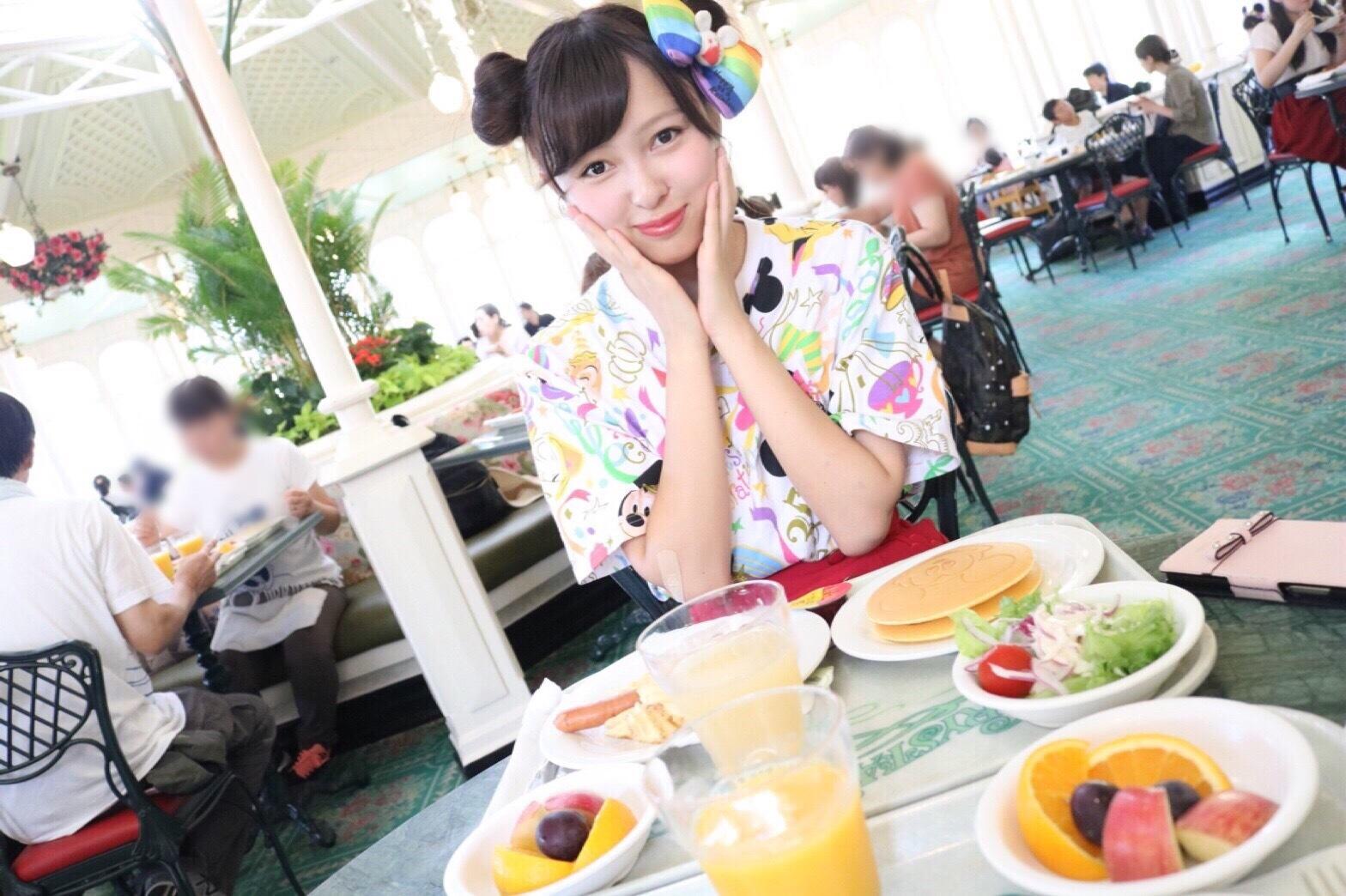プーさんと一緒に朝食が食べられるレストラン♡_1_3