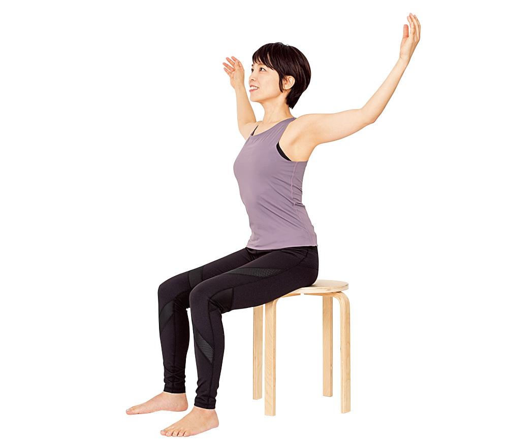 肩甲骨まわりを鍛えて、姿勢も美しく!【2度と太る気がしないダイエット】_1_4-1