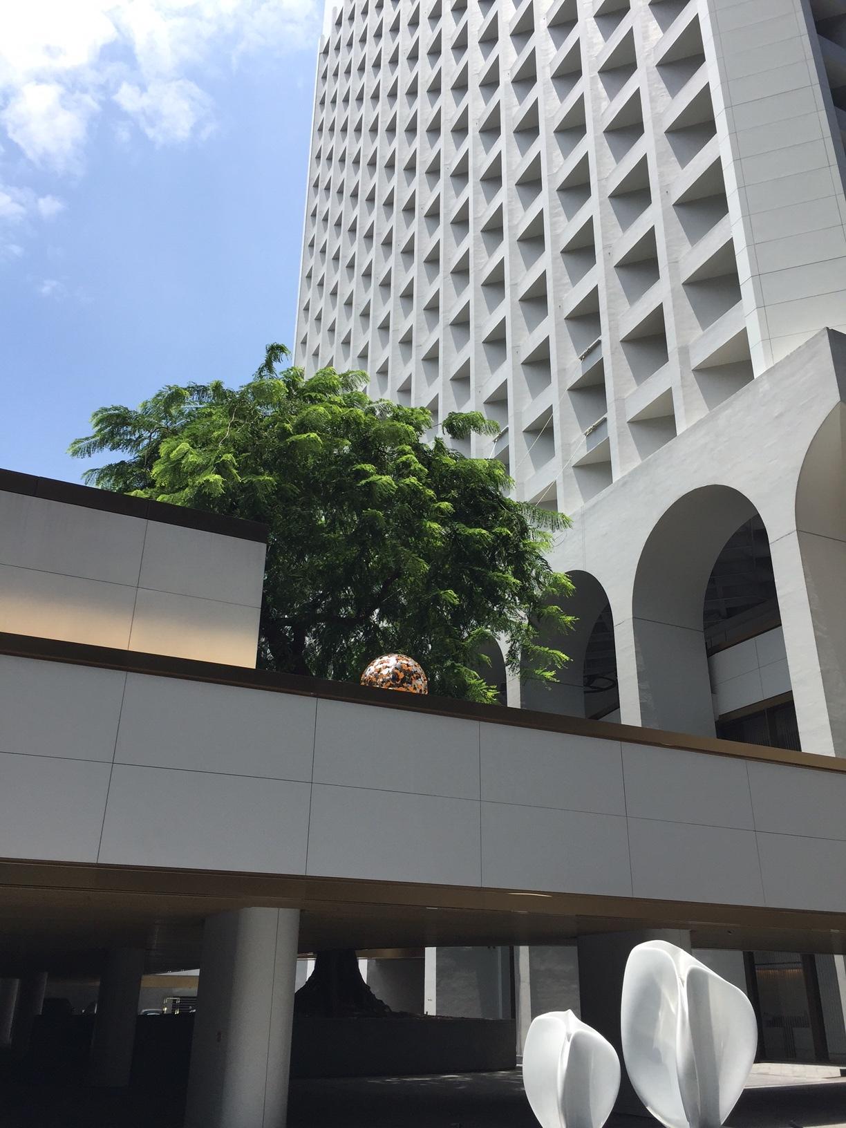 ホテルとして生まれ変わったTHE MURRAYに泊まる、 温故知新、香港①_1_2-7