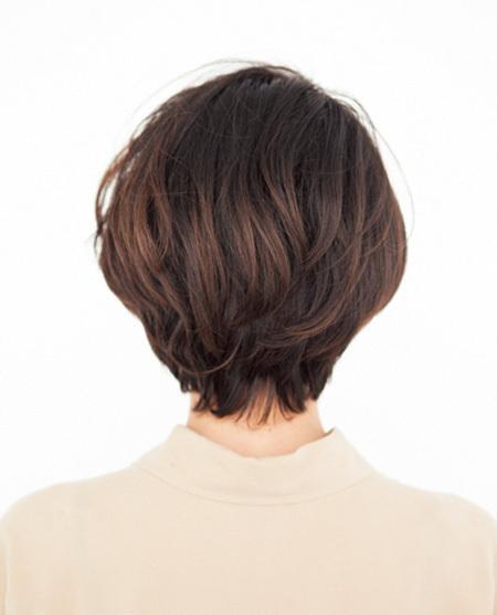 知的な印象のショートこそ親近感をどこかに残して【40代のショートヘア】_1_1-3