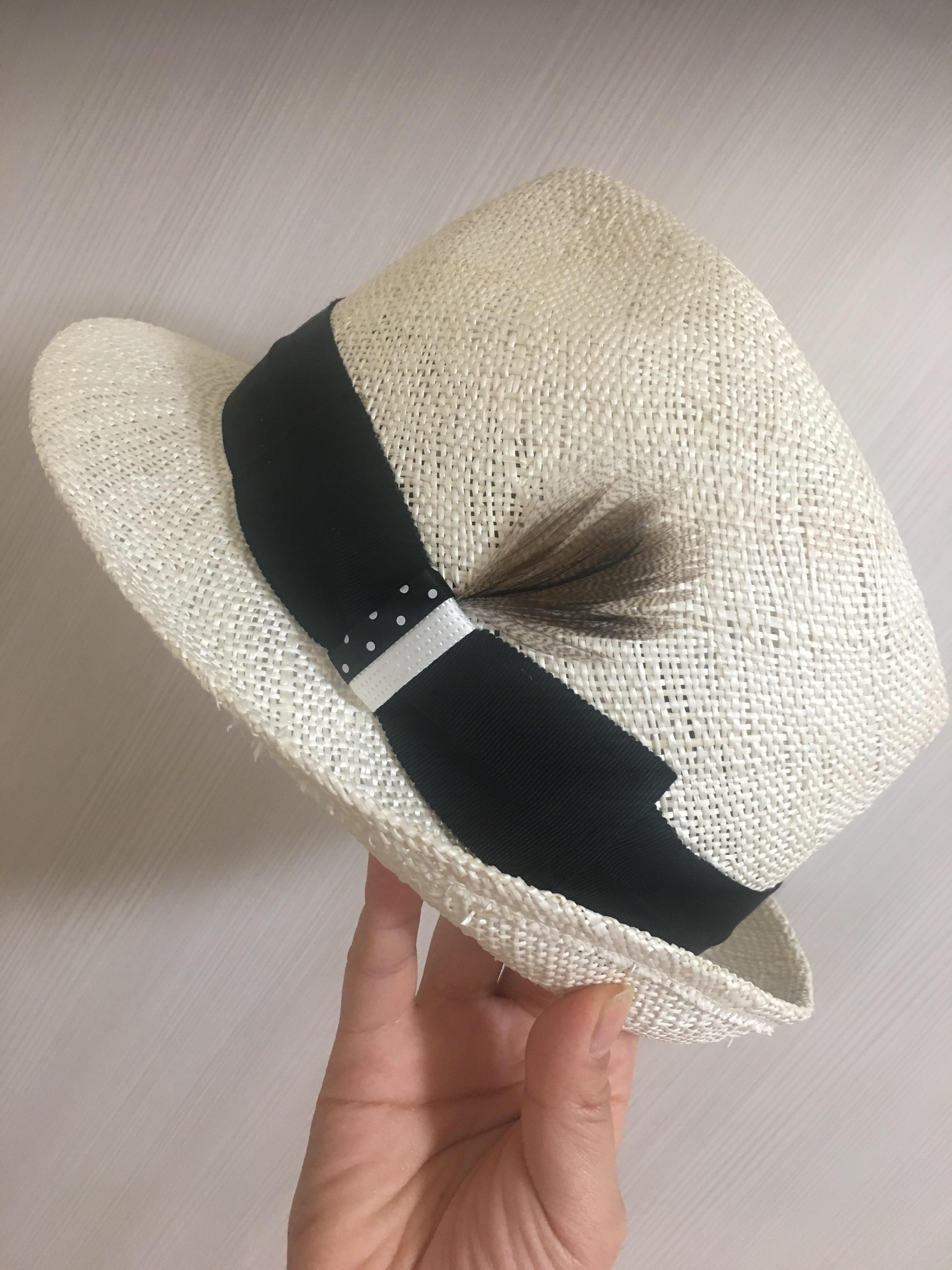 麦わら帽子でコーデを可愛く❤︎_1_1