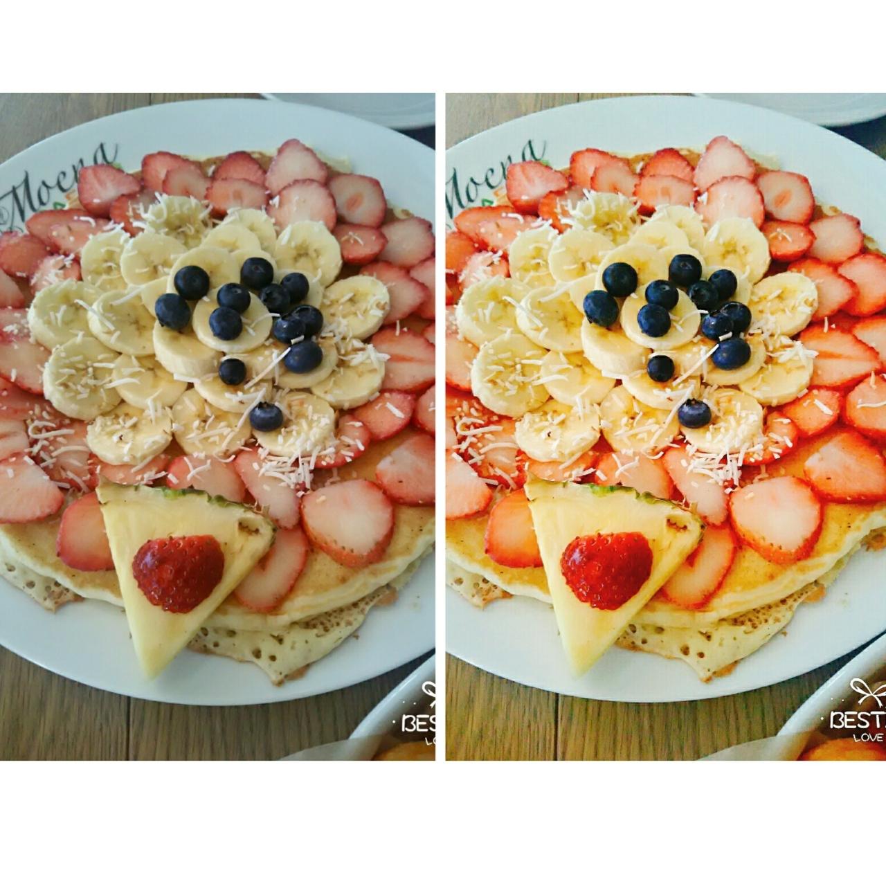 食べ物が美味しく見えるカメラアプリ『Foodie』を使ってみた!☆_1_4