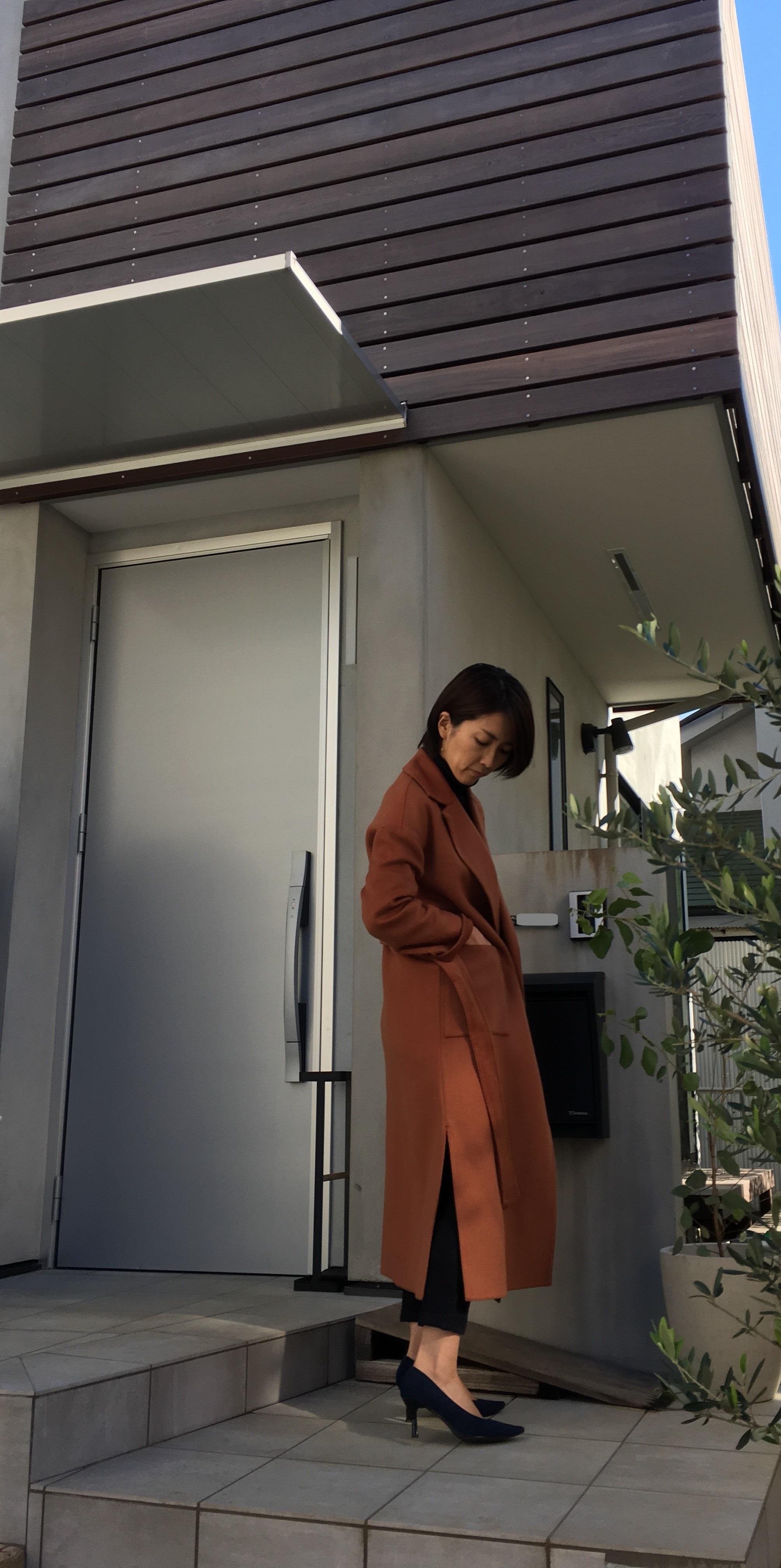 ロープラで流行のデザインのコートがみつけました_1_2