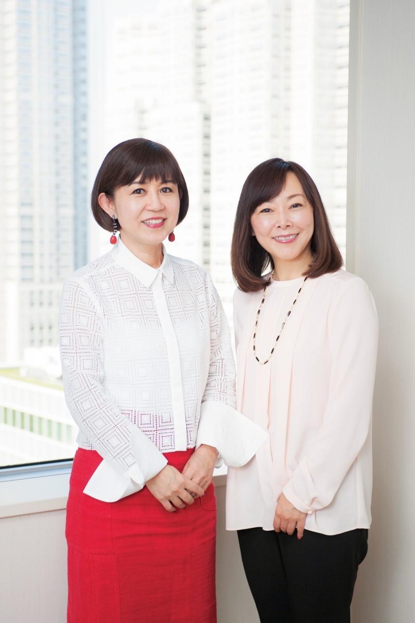 小田ユイコ meets overアラ50美女/今月の先輩 菊池由美子さん_1_1