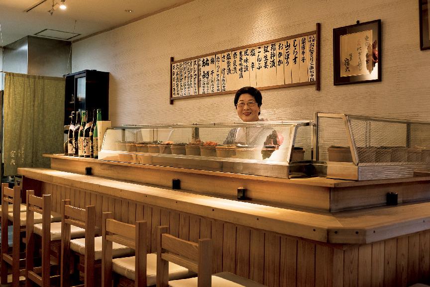 東京最古の老舗おむすび屋 おにぎり浅草宿六_1_3