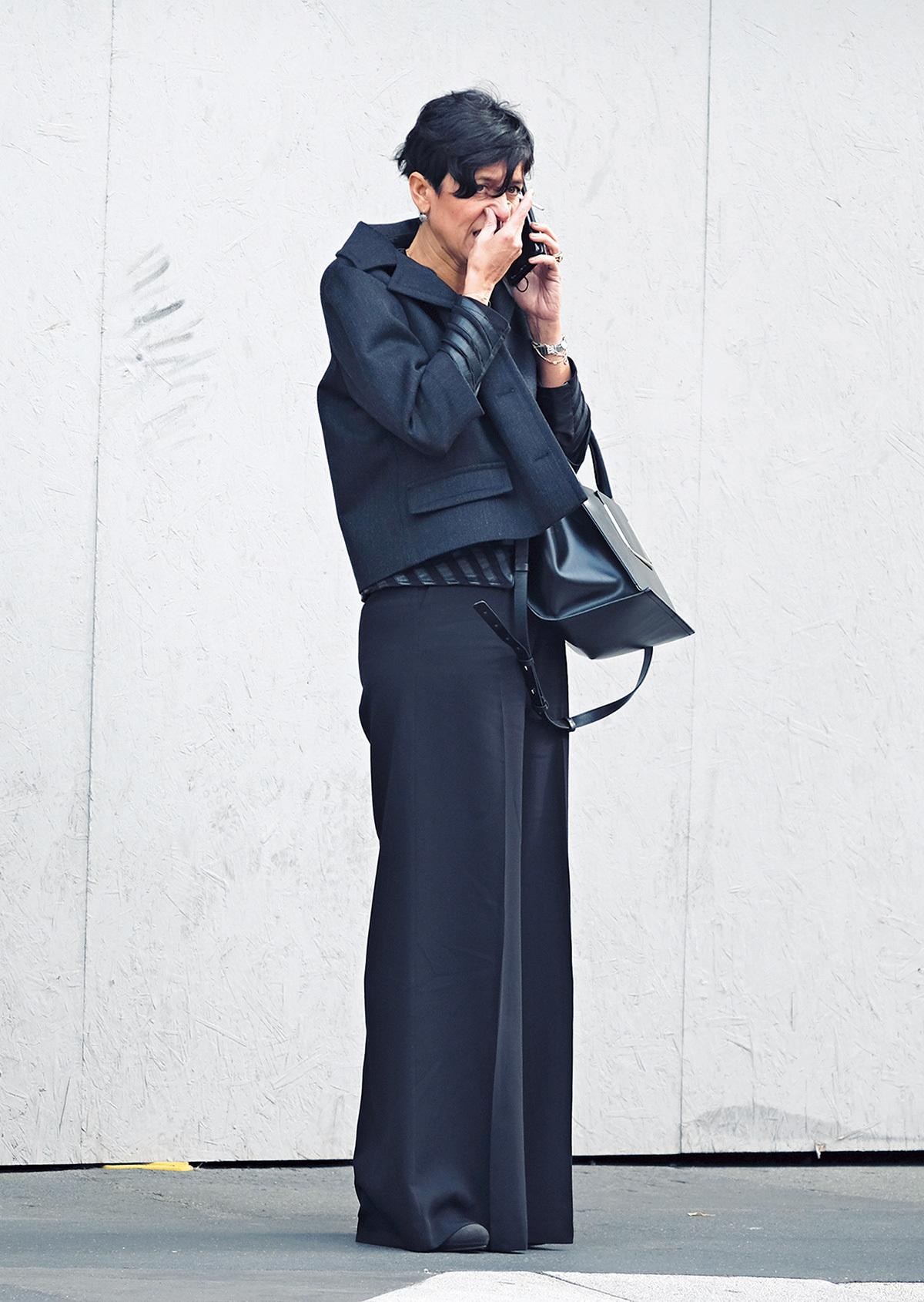 「ワントーン配色」はよりこなれてきた【ファッションSNAP ミラノ・パリ・NY編】_1_2-1