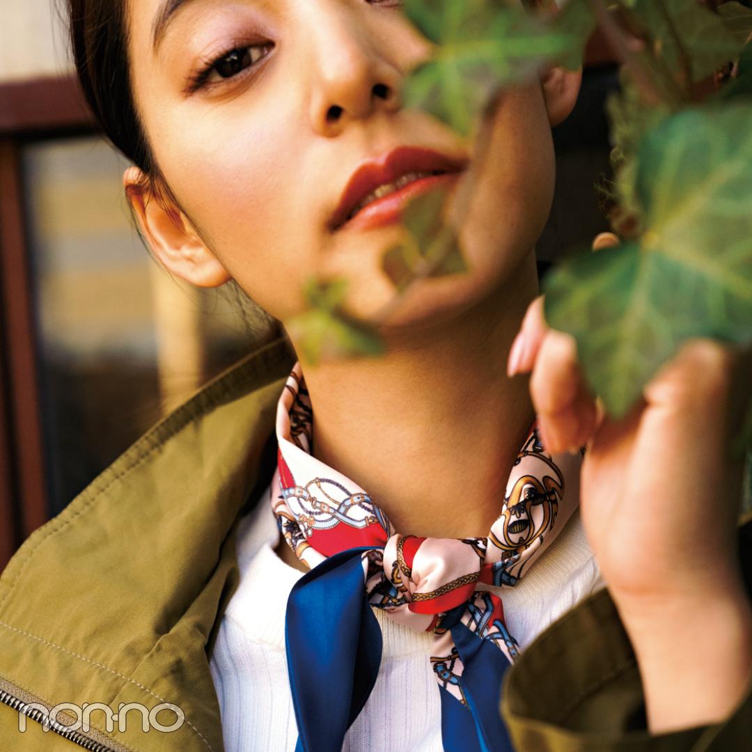 新木優子が着こなす春アウター、2019年は短め丈が狙い目!【春コーデ2019の正解】_1_2-3