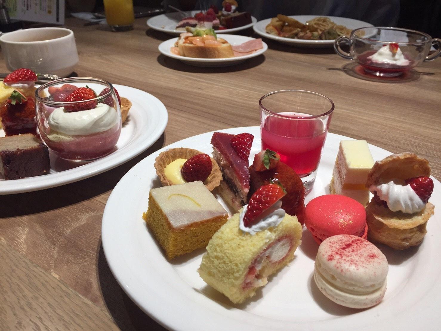 スイーツ好き必見!京都タワーホテル Berry sweets buffet ♡_1_5