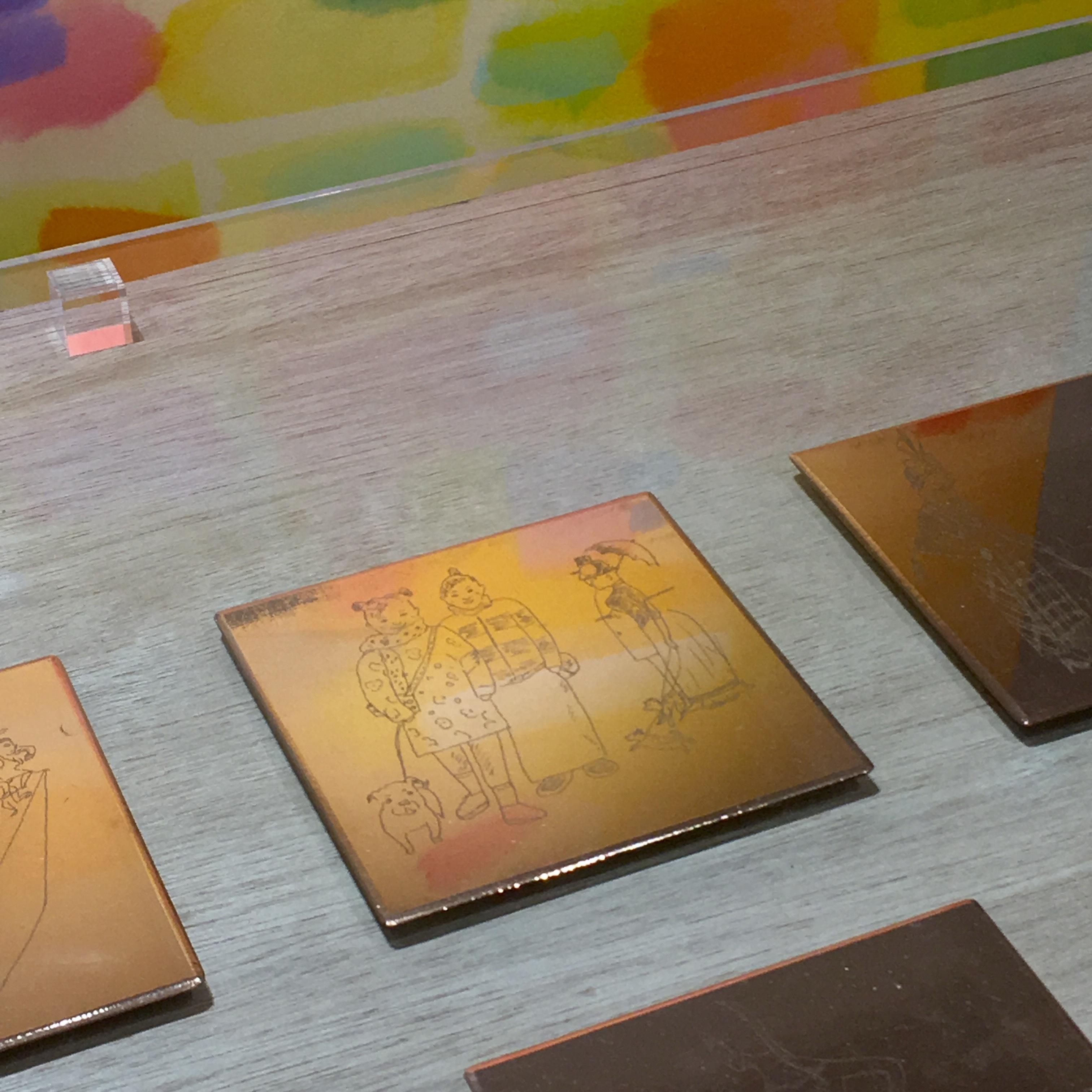 『山本容子 -時の記憶-』展、開催中です!_1_1-9