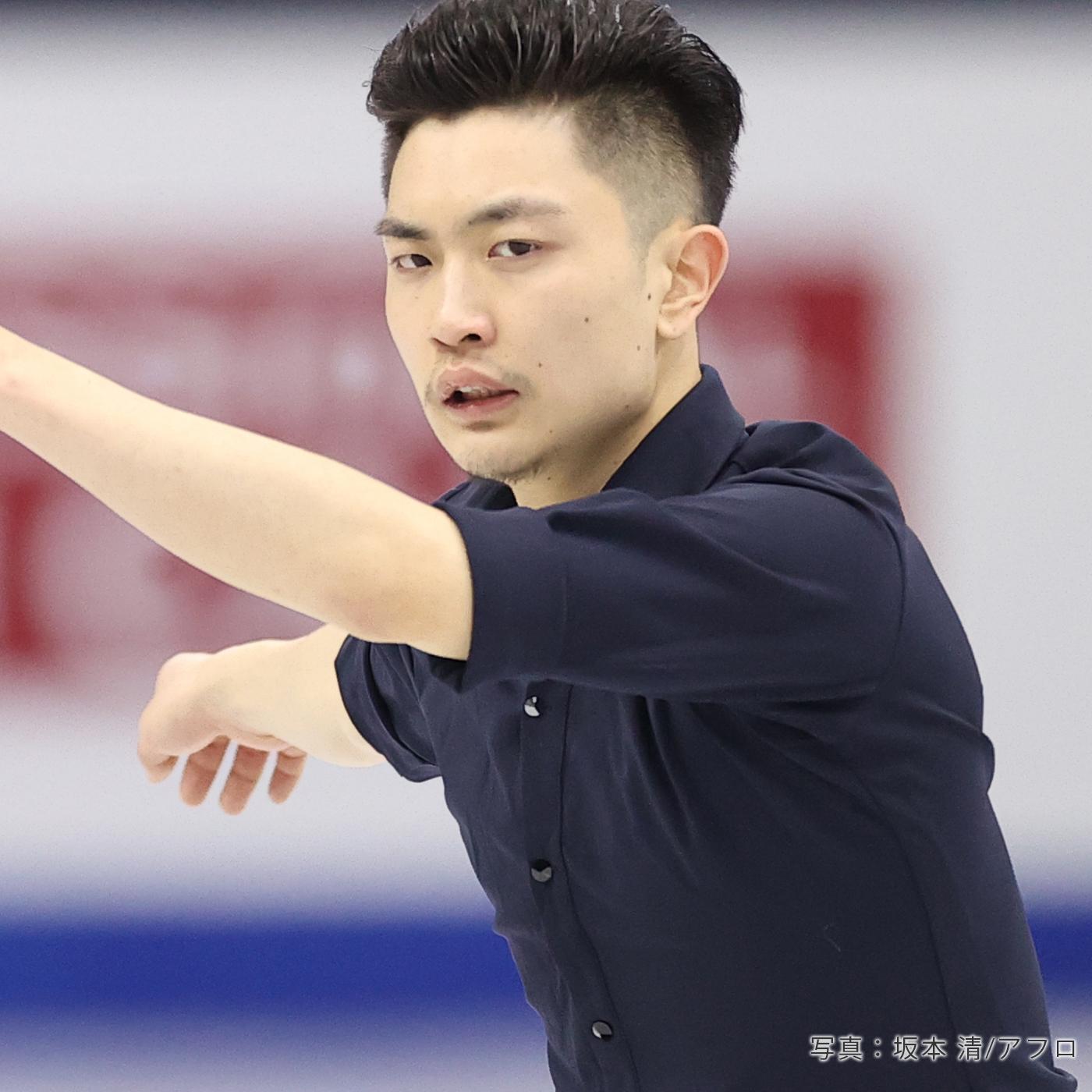 フィギュアスケート男子・中国代表ハン・ヤン