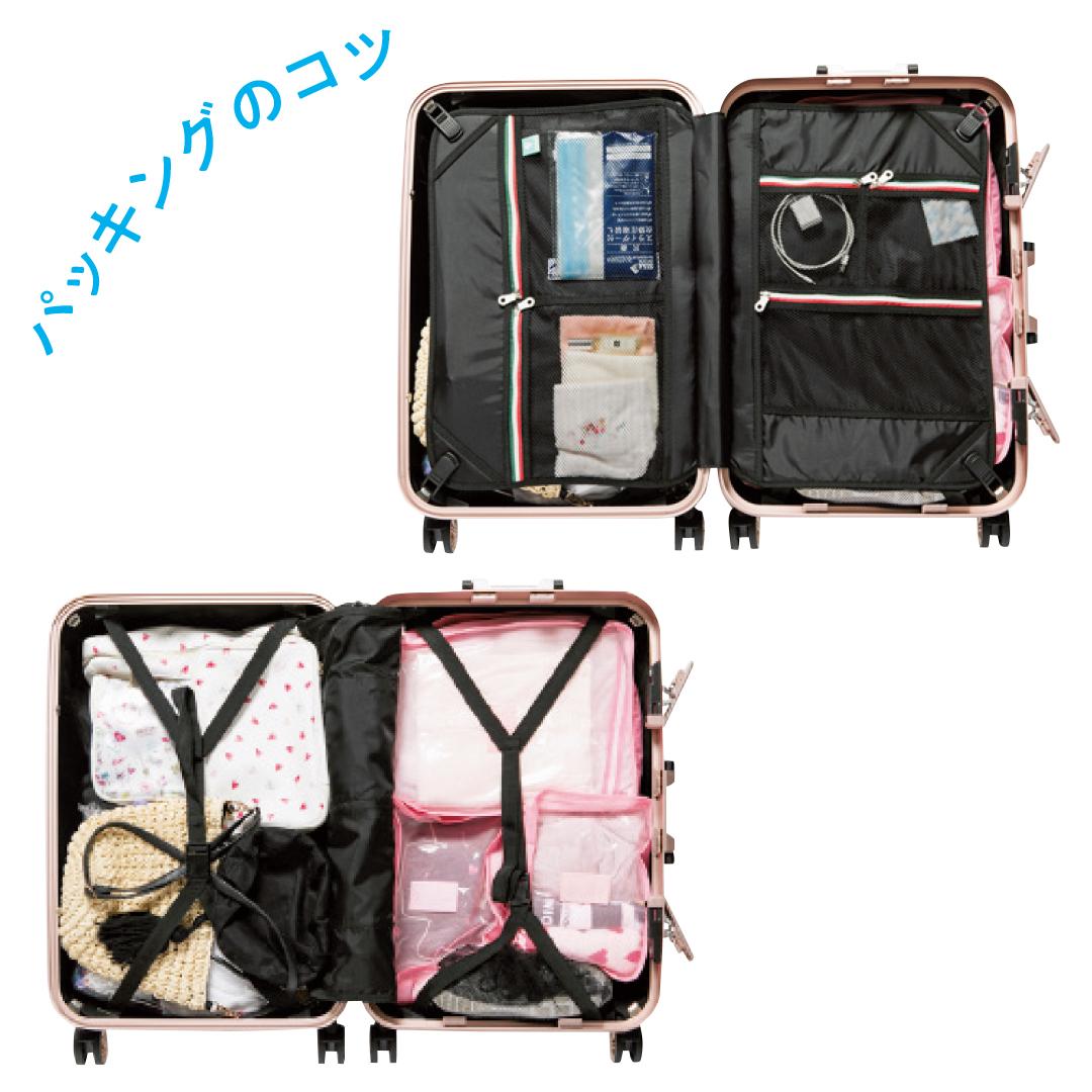 ハワイ旅行の持ち物★パッキングのコツを達人が伝授!_1_3