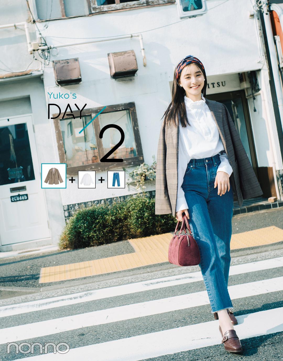 Yuko's DAY2