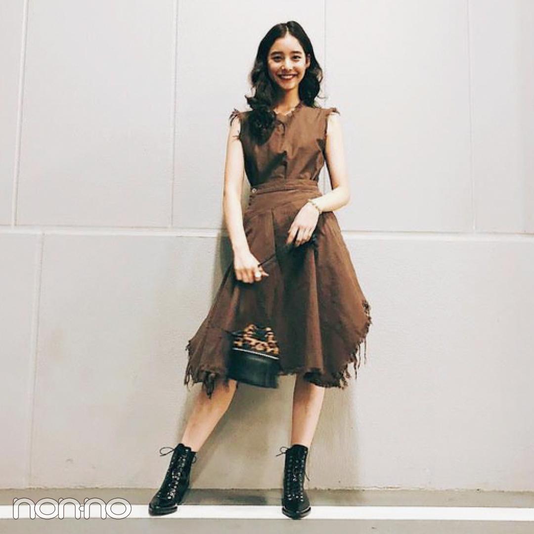 新木優子がお気に入りブランドの私物を公開♡ 直筆メッセージもファン必見!_1_2-2