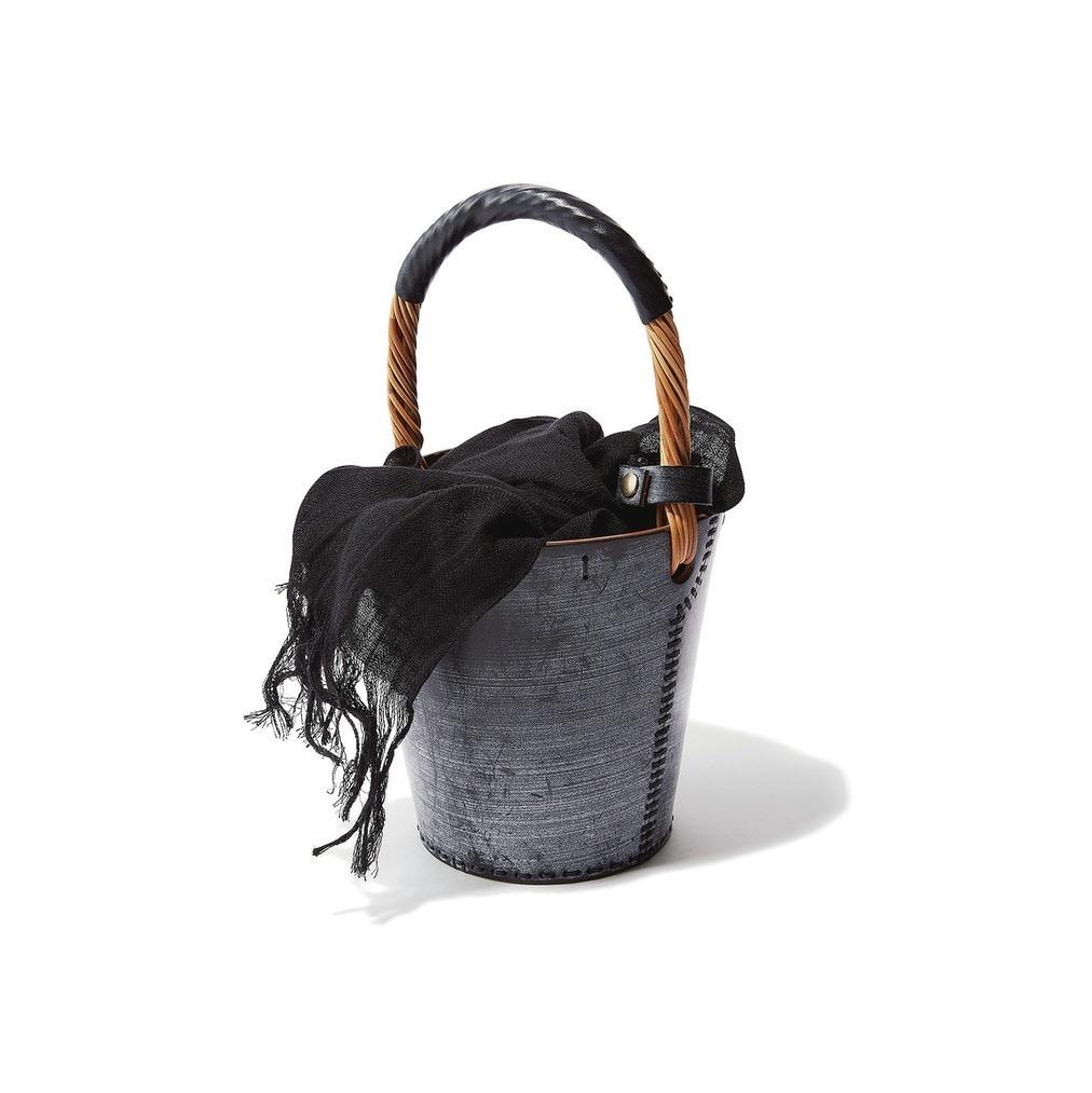 ファッション エバゴスのかごバッグ