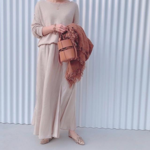 夏のブラウンで品よくこなれる! 大人のプチプラ高見えも叶えるブラウンコーデまとめ 40代ファッション_1_28