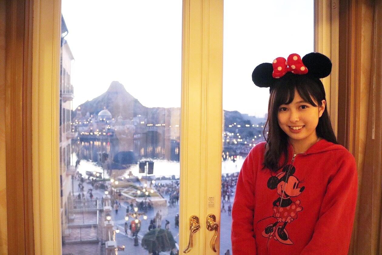 パーク内にあるホテル『ミラコスタ』でディズニーの夢の続きを♡_1_2