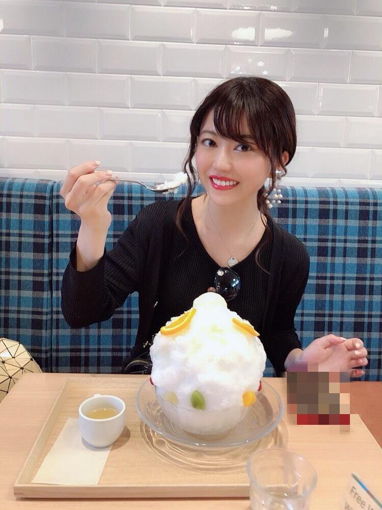 旨♥カワ【表参道】クマのかき氷♪_1_3