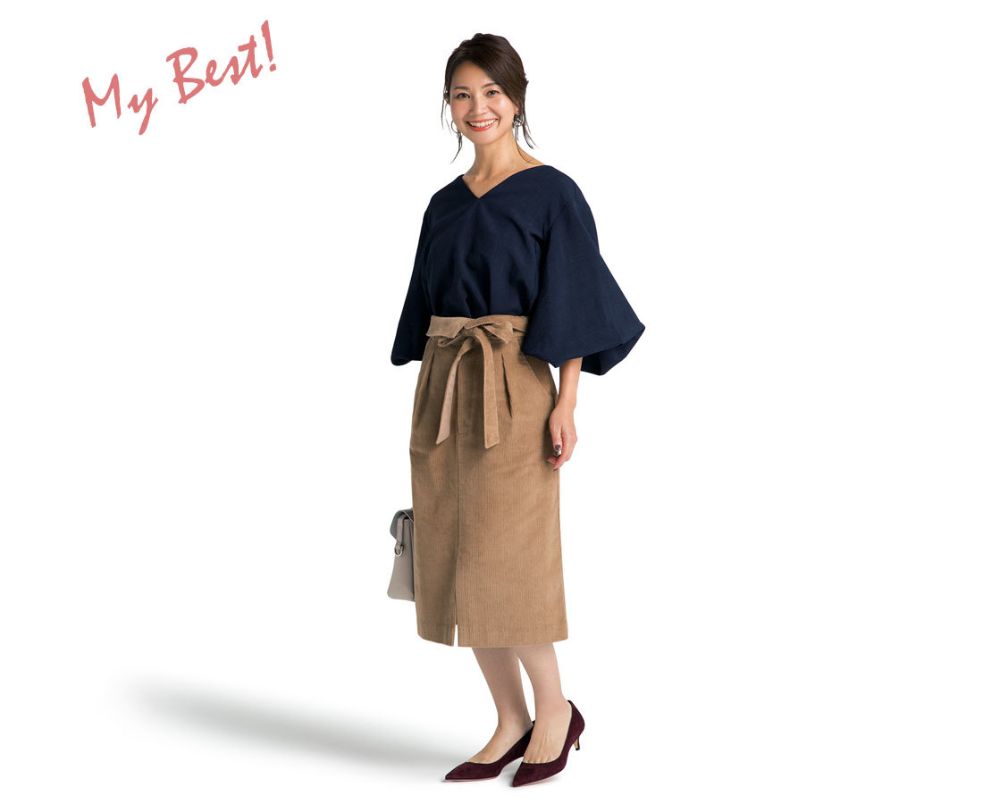 Sサイズさんのためのミディ&ロングスカート攻略法_1_1-5
