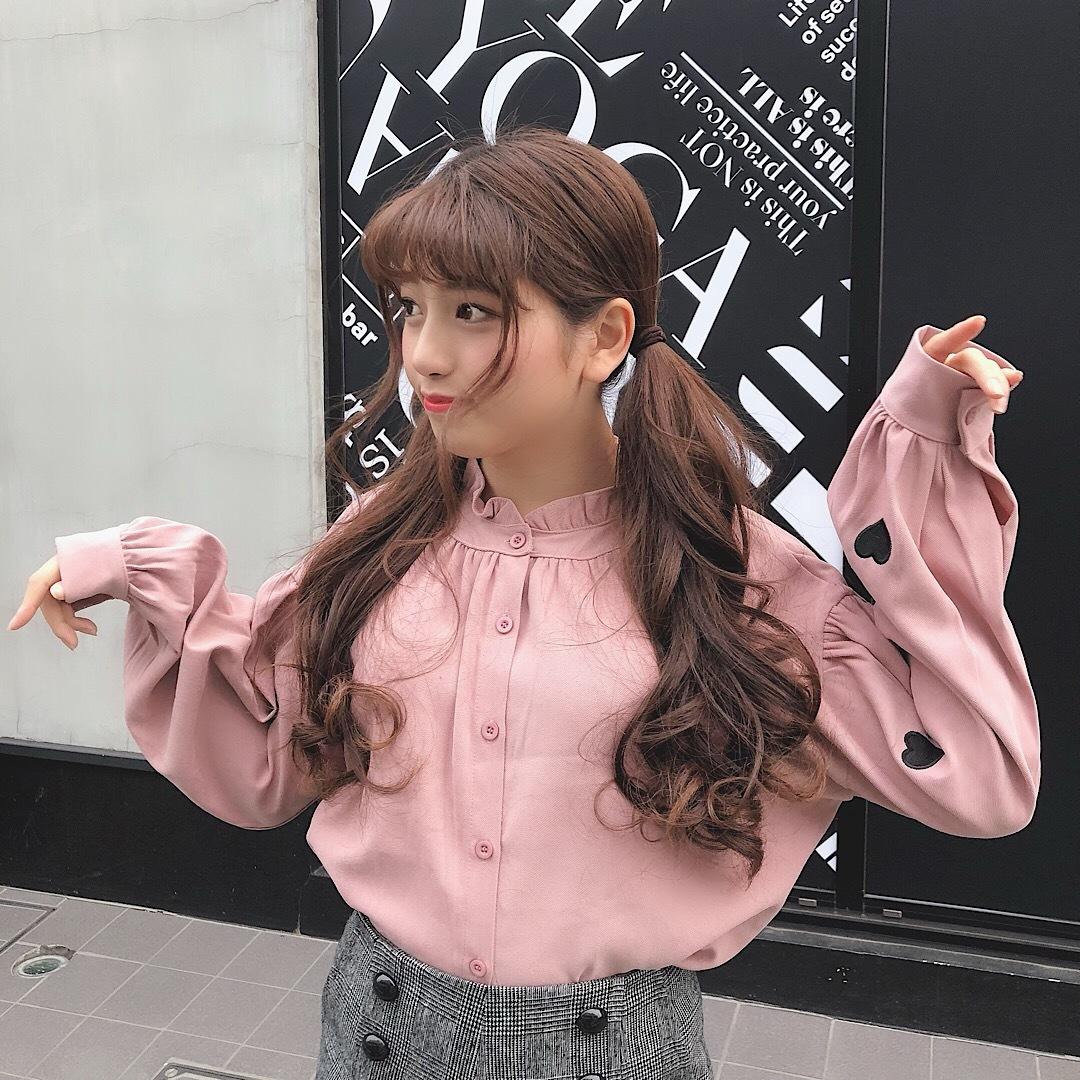 【韓国通販】Sweemy closet の春服コーデ 5選︎❤︎︎_1_8