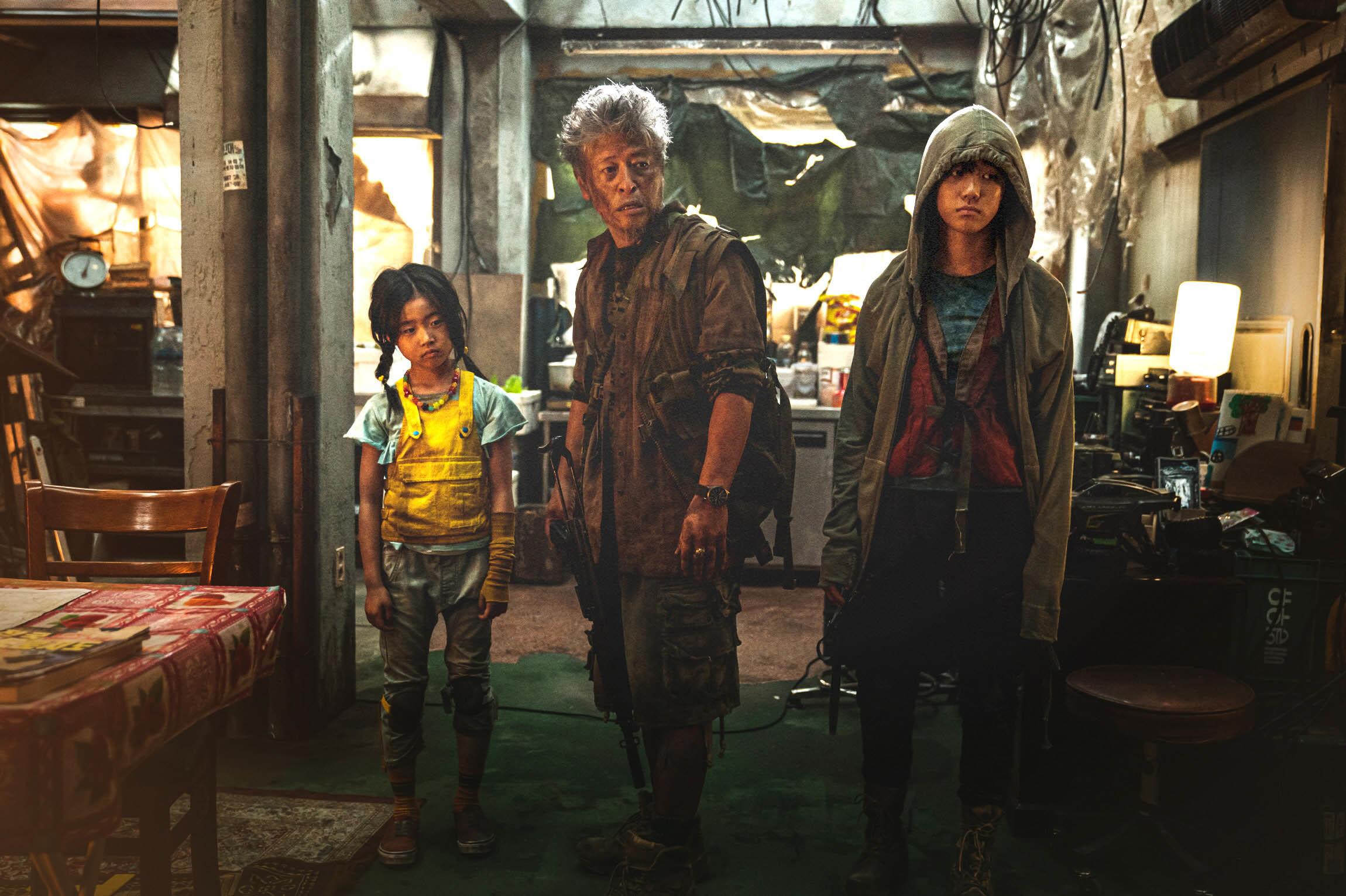 話題作『新感染半島 ファイナル・ステージ』のヒーロー、カン・ドンウォンさん降臨_1_4-3