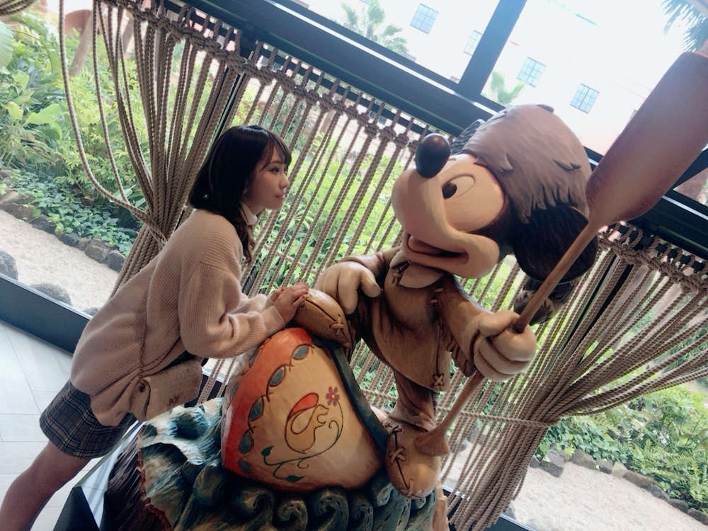 """話題の""""ディズニー新ホテル""""に潜入♡_1_6-1"""