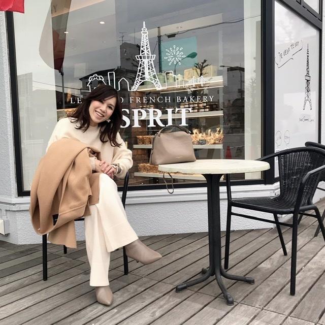 冬の白がやっぱり好き♡絶対使えるセットアップ♩_1_5