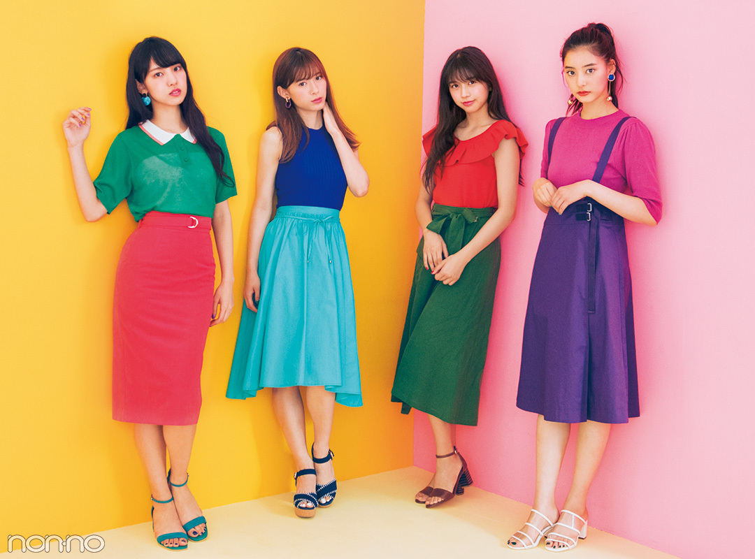 新木優子がモーニング娘 。'18メンバーを好きすぎるワケ。【新木優子に100問100答】_1_7