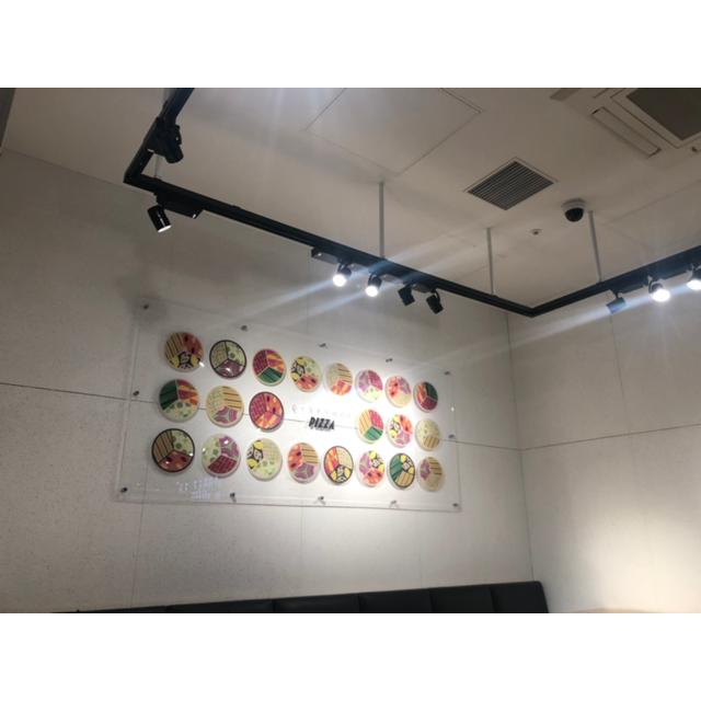 [渋谷ランチ]ボリューム満点!!お野菜沢山ピザ!_1_9