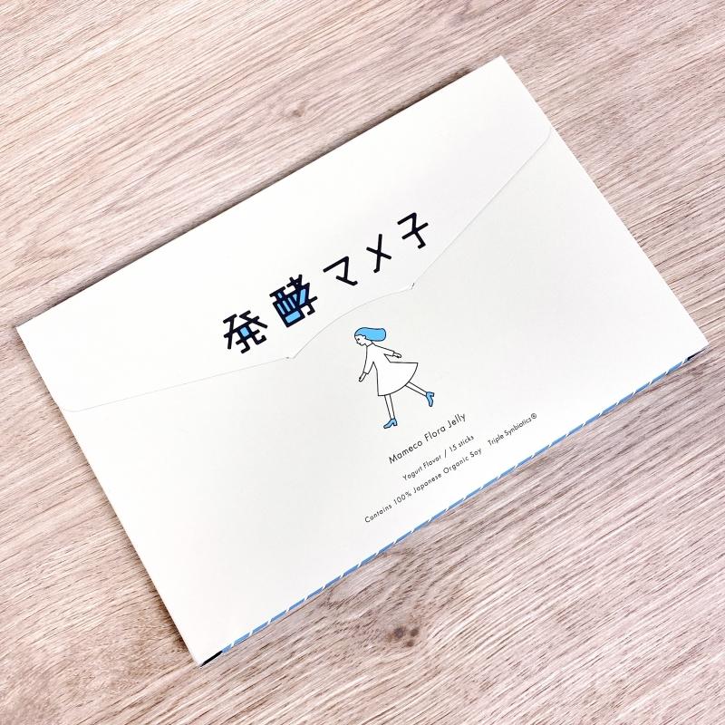 発酵マメ子の新作のフローラゼリー