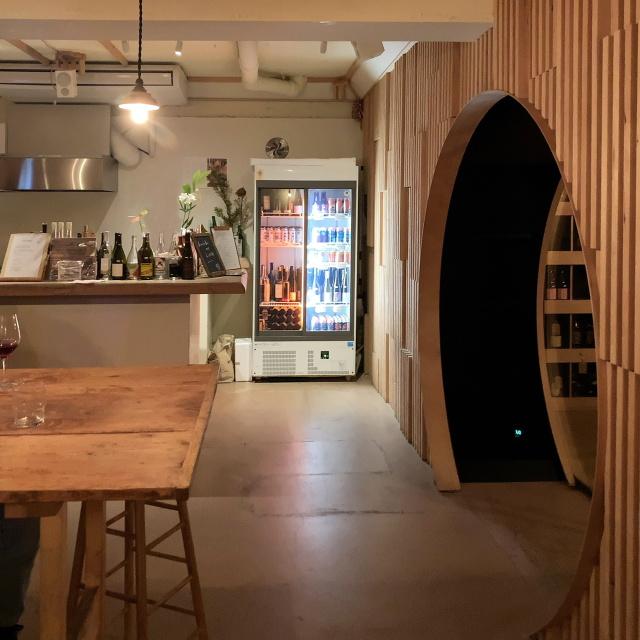 幡ヶ谷のワインショップflowで2日間限定のkasikiのキオスク。絶品アイスは最高!_1_1
