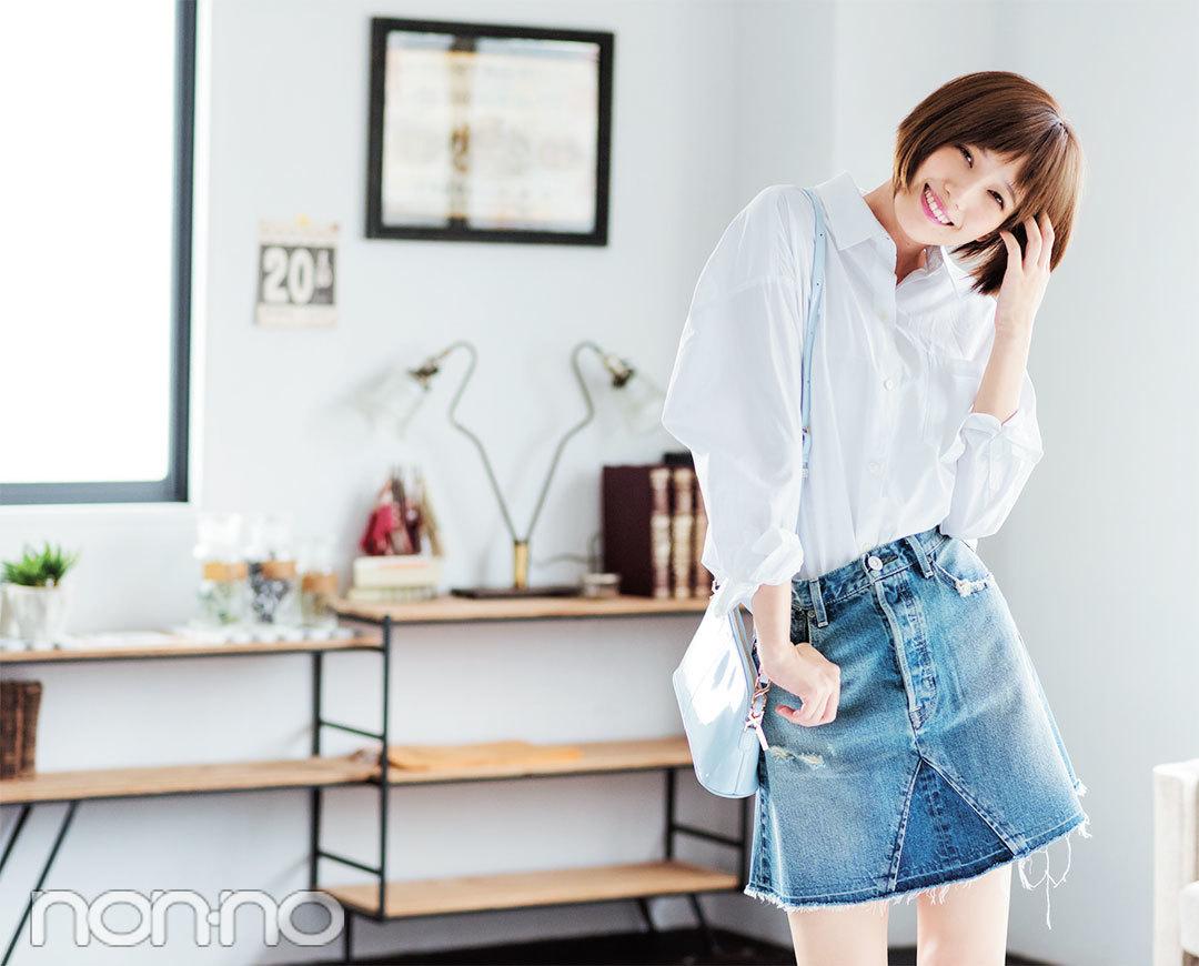 即買い!春トップス④トレンドゆるシャツでこなれ見え☆_1_1