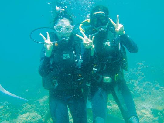 先輩の「やってよかった♡」 体験談でわかる! 卒業旅行の成功術@フィリピン・セブ島_1_2-1